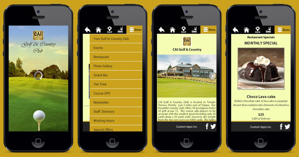 CAI Custom Apps