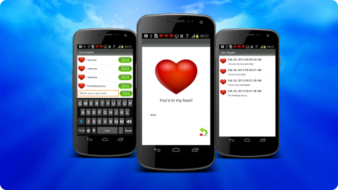 Android Heart Beat