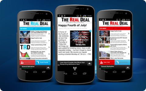 Android The Real Deal