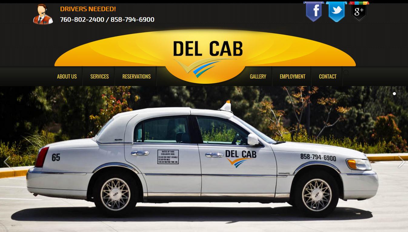 Del Cab
