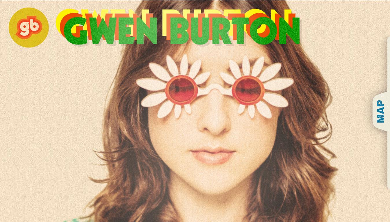 Gwen Burton