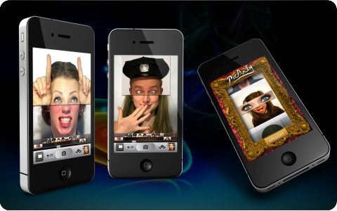 iOS Pic Arty