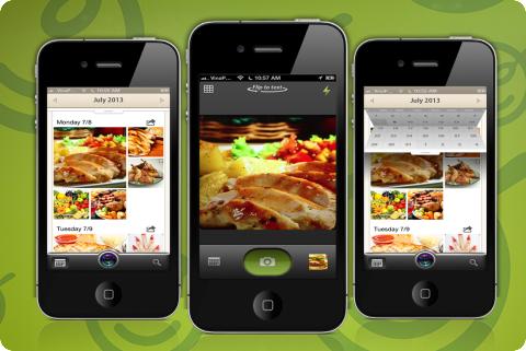 iOS Food Snap