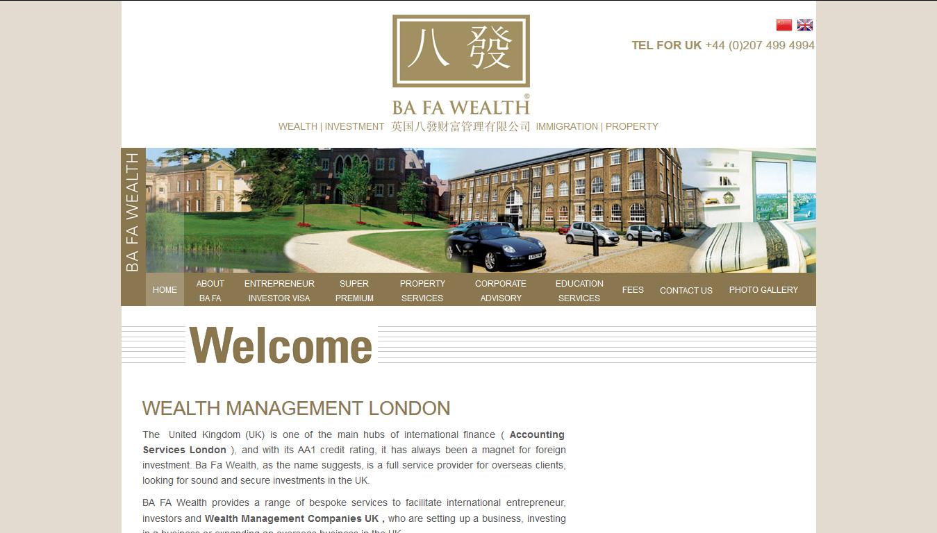 BA FA Wealth